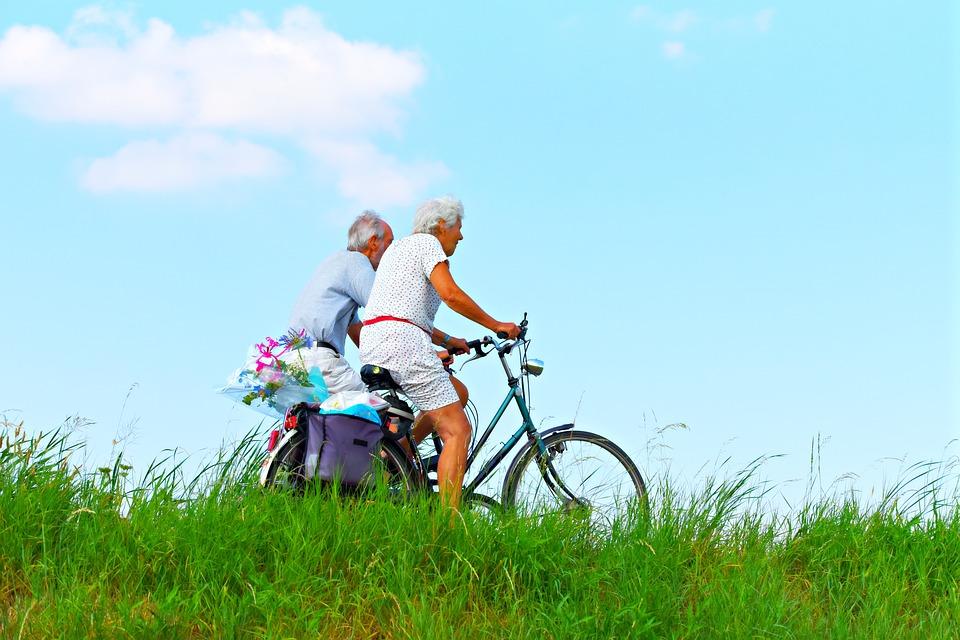 Sport chez les vieux